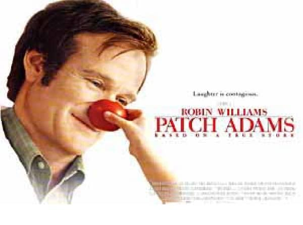patch adams review